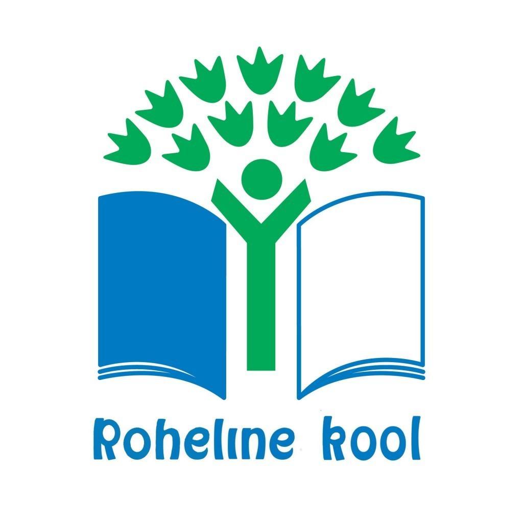 Koostööpartner Roheline kool logo